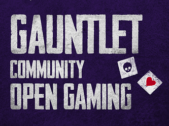 gauntlet community open gaming2